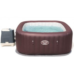 Piscina Idromassaggio Bestway 54173 LAY-Z-SPA MALDIVES 201X201X80H