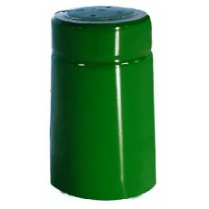 Capsula Termoretraibile Pvc 31x55 Verde Pz100