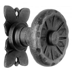 Pomolo in ferro battuto Galbusera Art.65