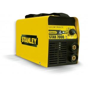 Saldatrice inverter elettrodi MMA Stanley STAR 7000 200A max 230V