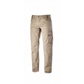 Diadora Utility Pantaloni TRADE ISO 13688:2013 BEIGE NATURALE da S a 3XL