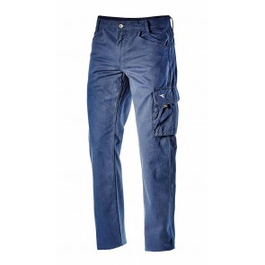Diadora Utility Pantaloni TRADE ISO 13688:2013 BLU POLVERE da S a 3XL