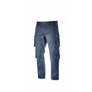 Diadora Utility Pantalone WAYET II  ISO 13688:2013 BLU TUAREG da S a 3XL