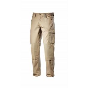 Diadora Utility Pantalone ROCK ISO 13688:2013 BEIGE NATURALE da S a 3XL