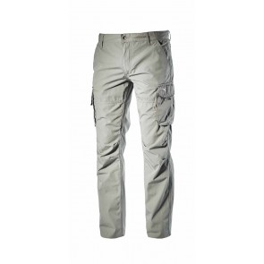 Diadora Utility Pantalone WIN II  ISO 13688:2013 GRIGIO U.K. da XS a 3XL