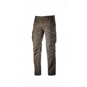 Diadora Utility Pantalone WIN II  ISO 13688:2013 NERO ABETE da XS a 3XL