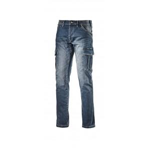 Diadora Utility Pantalone PANT.CARGO STONE ISO 13688:2013 DIRTY WASHING da 28 a 38