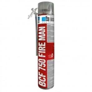 Schiuma Poliuretanica BOSSONG BCF 750 FIRE MAN Manuale resistenza fuoco 750220