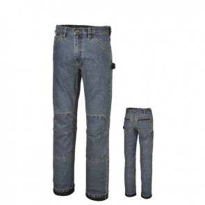 Jeans da lavoro elasticizzati Slim fit Beta WORK 7526 antinfortunistica multitasche