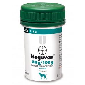 Bayer Antiparassitario per Cani Neguvon Gr. 75