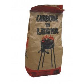 Carbone In Sacchi Da Kg.2,8 Circa