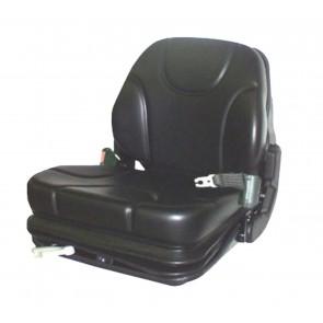 Sedile Trattore e Macchine Agricole Fully con microswitch e cinture con arrotolatore in sky 81068