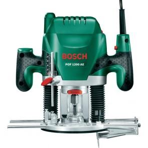 Bosch Fresatrice verticale POF 1200 AE potenza motore 1.200 Watt Peso 3,4 kg