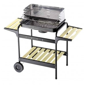 Barbecue  60-40 Green per  Cod.80601