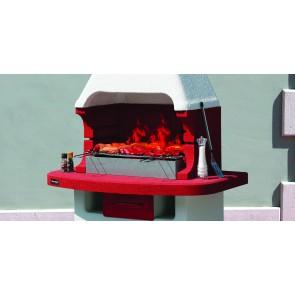 Parabrace per Barbecue Cm 47