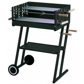 Barbecue esterno con griglia STEAK HOUSE 60x45x90h