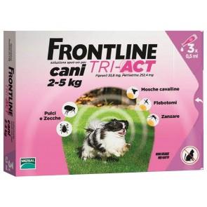 Frontline Tri-Act Kg. 2-5  (3P)