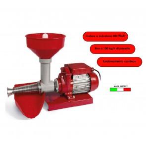 Spremipomodoro Elettrica Reber Artus 9008 NE E400 fino a 100 kg-h