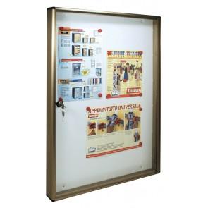 Alubox Bacheca Magnet.Bronz.Art.Bc5Cm.55X73X5