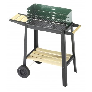 Barbecue 50-25 Green/W Cod.50311