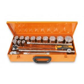 Cassette 17pz Esagonali 3/4 A/C12 BETA Cod. 928A/C12