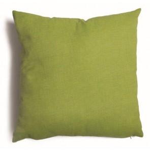 Cuscino Salotto Tulipano Cm.57x57 Verde