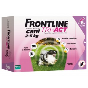 Frontline Tri-Act Kg. 2-5  (6P) Off.Speciale