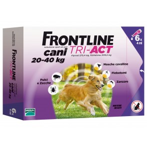 Frontline Tri-Act Kg.20-40 (6P) Off.Speciale