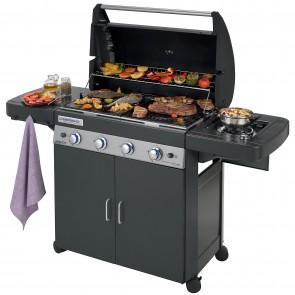 Barbecue Dualgas 4 Series Class.Lsplusdark Dg