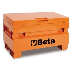 Beta Baule portautensili da cantiere, in lamiera C22PM O