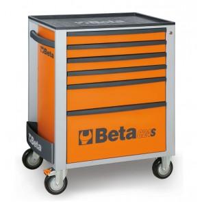Cassett.6 Drawers Vuote Red C24s 6/R BETA Cod. C24S/6-R