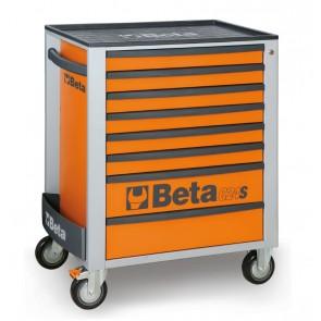 Cassett.8 Drawers Vuote Red C24s 8/R BETA Cod. C24S/8-R