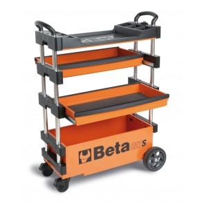 Carrelli Industry Red  C27s-R BETA Cod. C27S-R