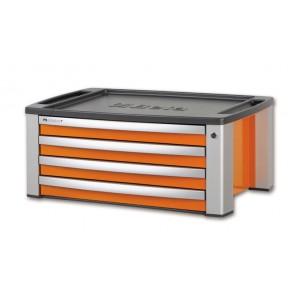 Beta cassettiera portatile con quattro cassetti C39T G