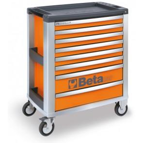 Cassettiere 8 Cassetti Vuote Orange O/8 BETA Cod. C39-8/O