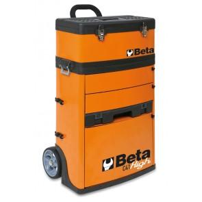 Trolley 2 Moduli C41h/O High Orange BETA Cod. C41H-O
