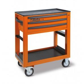 Carrelli Service 3 Drawers Orange C50s-O BETA Cod. C50S-O