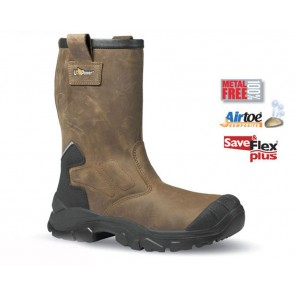 Scarpe Antinfortunistica UPOWER ALASKA UK S3 CI SRC dal 38 al 48