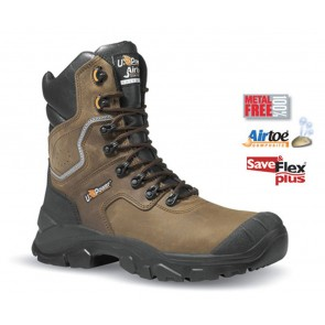 Scarpe Antinfortunistica UPOWER CALGARY UK S3 SRC dal 38 al 48