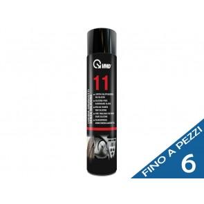 VMD 11 lucida cruscotti senza silicone tanica ml 600