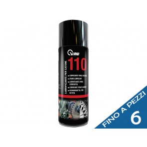 VMD 110 lubrificante filante per catene tanica ml 400