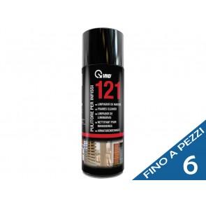VMD 121 pulitore per infissi Detergente schiumogeno tanica ml 400