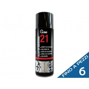 VMD 21 olio di silicone bomboletta spray ml 400