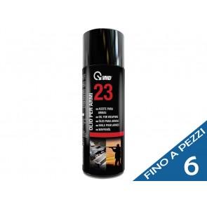 VMD 23 olio per armi lubrificante protettivo tanica ml 200