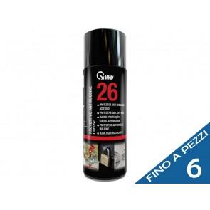 VMD 26 protettivo antiruggine oleoso tanica ml 400