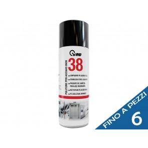 VMD 38 pulitore per acciaio inox tanica ml 400