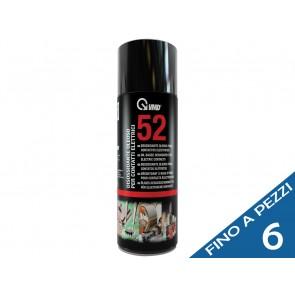 VMD 52 Disossidante oleoso per contatti elettrici  tanica ml 400