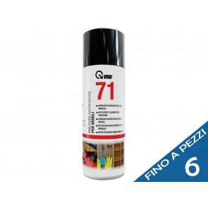 VMD 71 pulitore antistatico per mobili H2O tanica ml 400