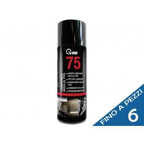 VMD 75 lubrificante secco al PTFE spray tanica ml 400