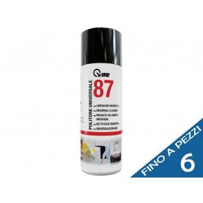 VMD 87 pulitore universale spray schiumogeno profumato tanica ml 400